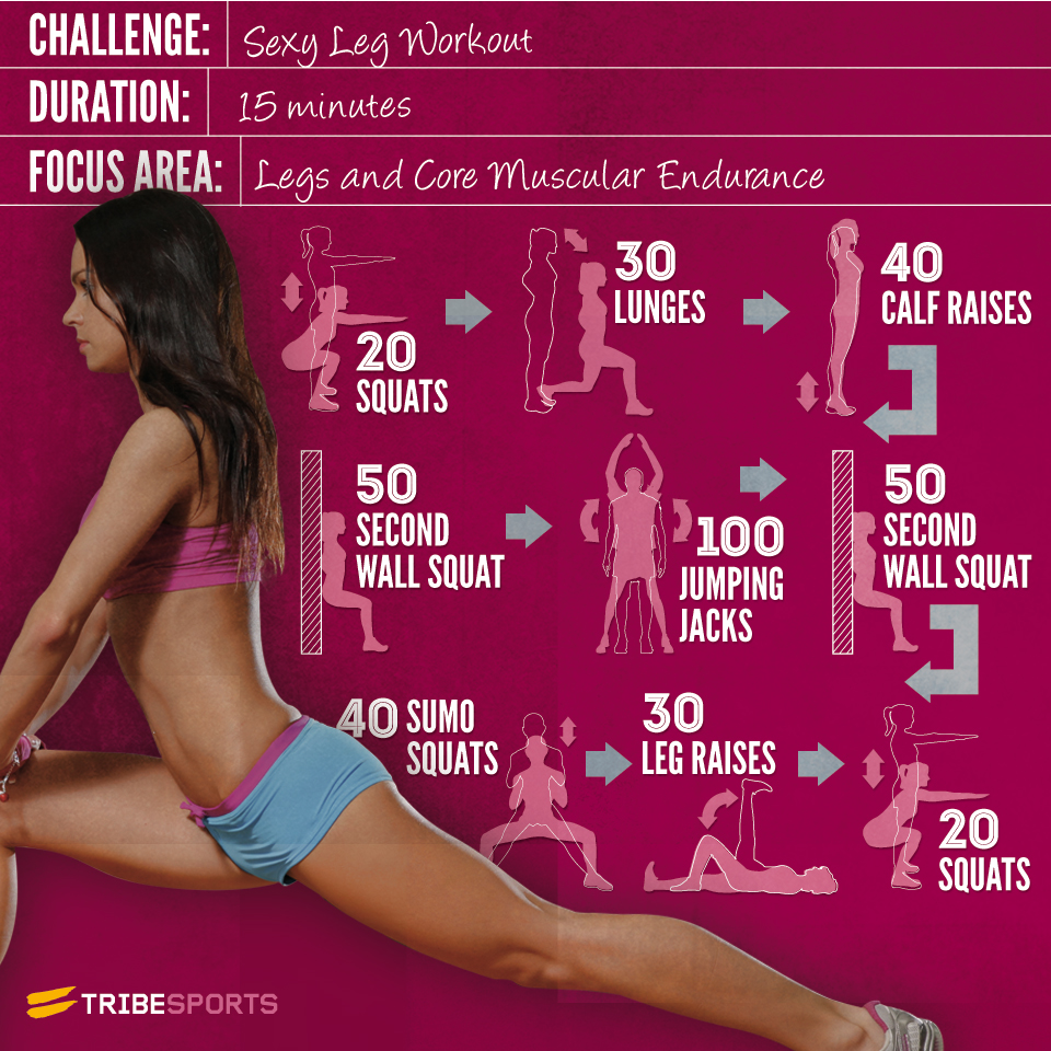 Sexy Legs Workout At Home Eatmoveachieve S Blog